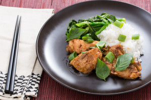 Taiwanese 3 Cups Chicken